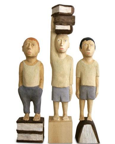 Kurs 240521 //  Figur in Holz // Peter Hermann