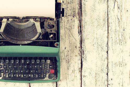 Kurs 010921 // Schreiburlaub // Anke Fischer