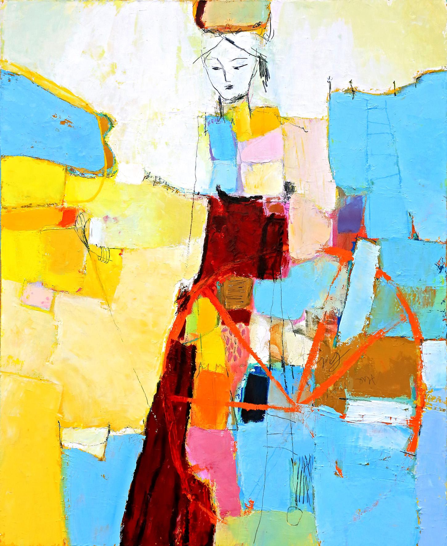 _,190 x 110, Öl auf Maltuch, 2016