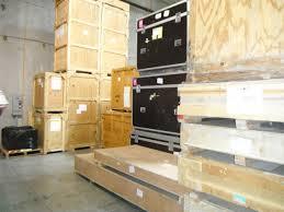 Warehouse Exhibit Storage