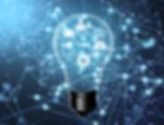 blue light bulb and social network.jpg