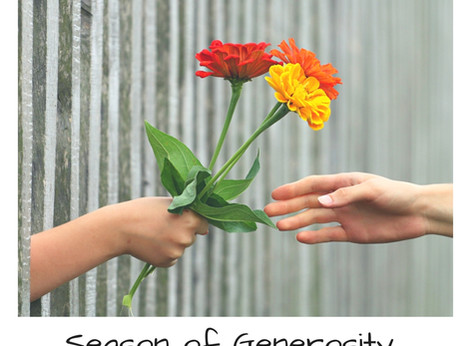 The Gift of Receiving