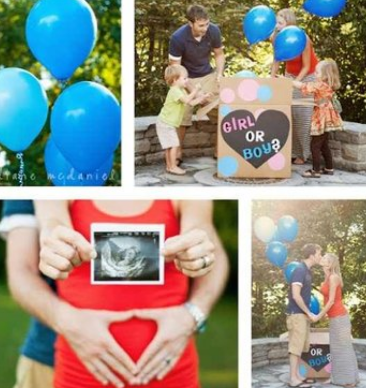 Mobile Gender Reveal Party