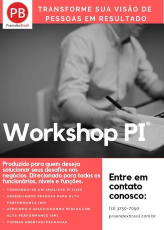 Workshop Analista PI