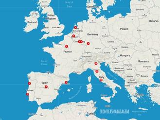 Dicas para planejar um mochilão de 30 dias na Europa