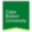 Cape Brton University Logo