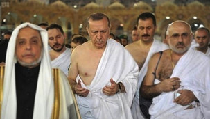 Erdogan claims Europe is turning into an 'open-air prison' for Muslims