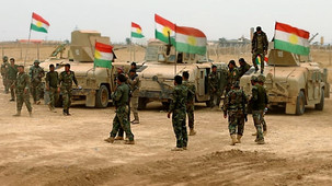 Can the Kurdish Peshmerga fighters be held liable for abandoning the Yazidis in Sinjar?