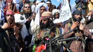 Taliban coasting to victory as US abandons the scene