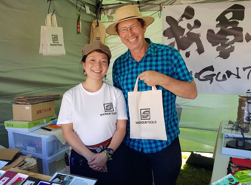 Our Market Launch at Queensland Garden Expo