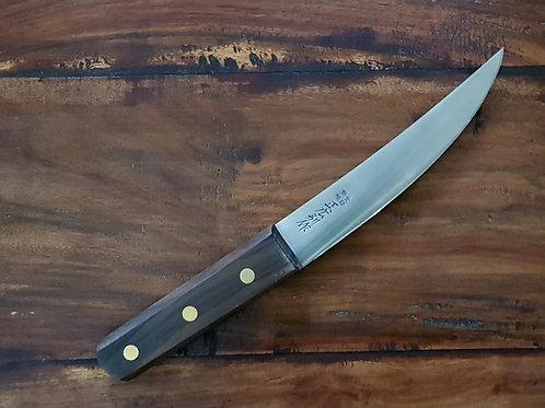 MASAHIRO - 'KASHIRA-TORI' BONING  KNIFE (CARBON STEEL)