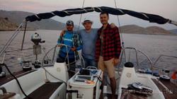 яхтинг в Хорватии с восторгом (4)