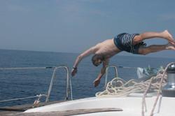 экстрим на парусной яхте (6)
