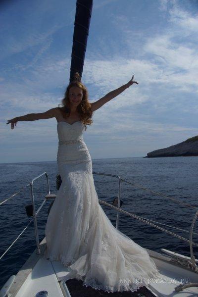 мыкоманда невеста на яхте (2)
