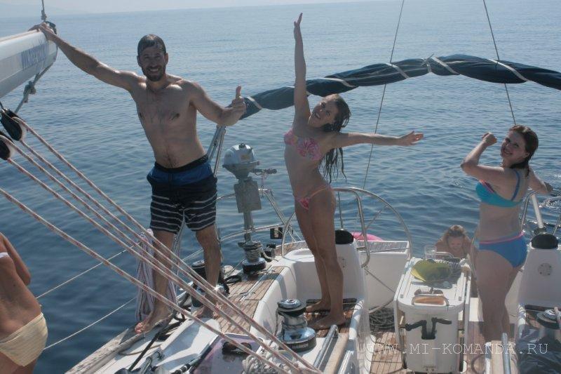 яхтинг в Хорватии с восторгом (16)