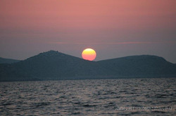 восход солнца в Хорватии (4)