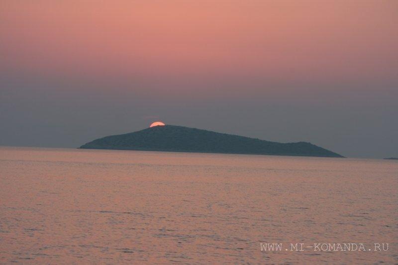 мыкоманда Хорватия восходы и закаты (2)