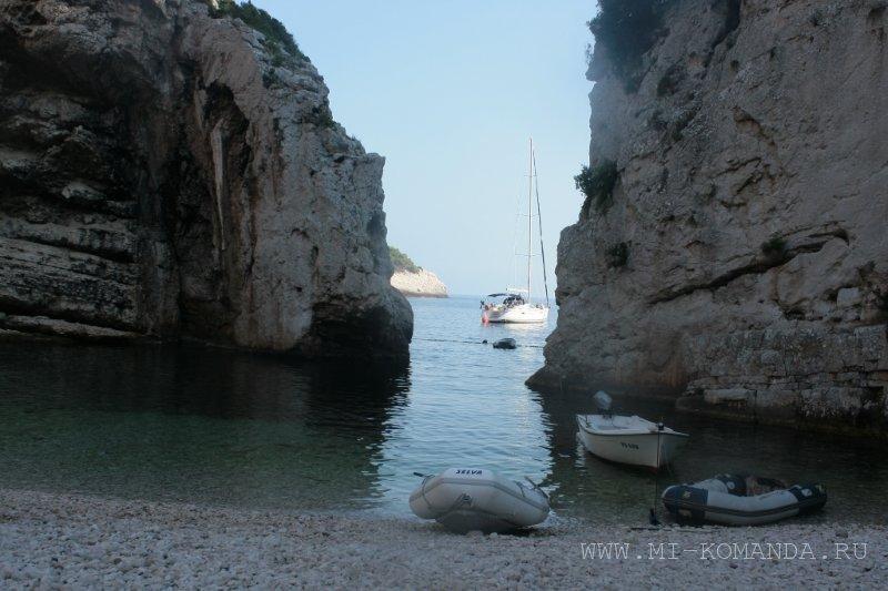 хорватия остановки по яхтенному маршруту (5)