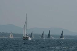 Хорватия регата на парусной яхте (4)