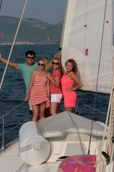 яхтинг в Хорватии с восторгом (8)