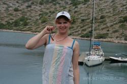 Хорватия регата на парусной яхте (3)