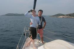 дурачество на яхте (4)