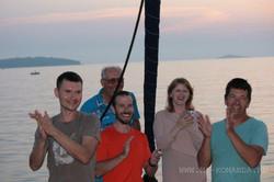 яхтинг в Хорватии с восторгом (9)