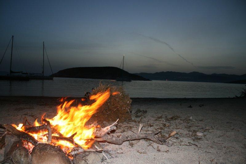 высадка на берег яхтинг