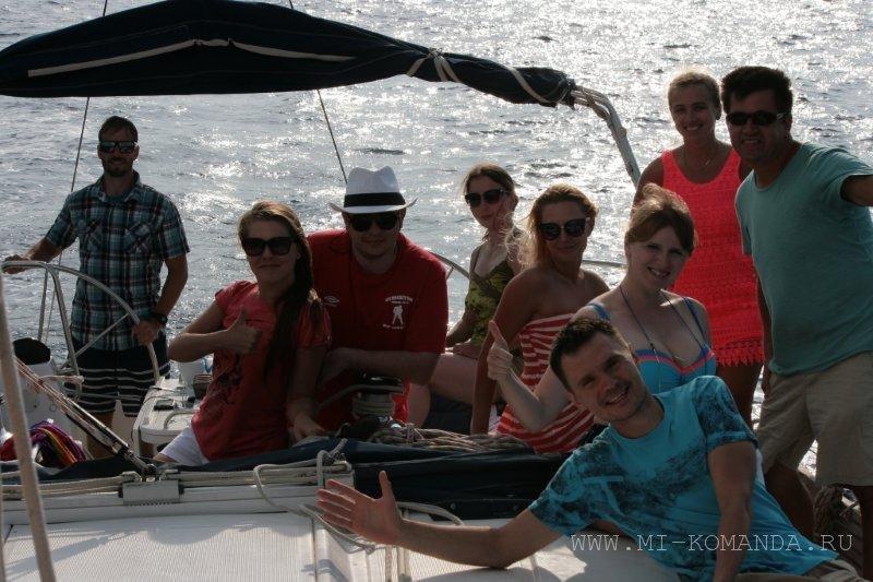 яхтинг в Хорватии с восторгом (7)