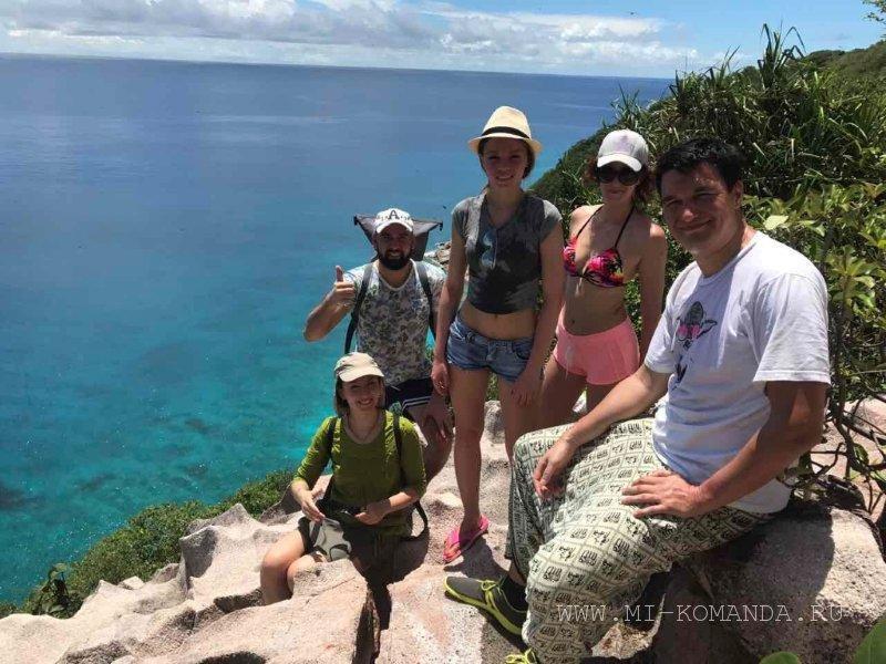 отпуск сейшельские острова