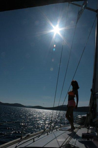 мыкоманда хорватия солнечно