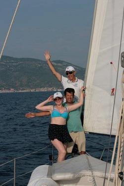 яхтинг в Хорватии с восторгом (5)