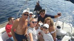 яхтинг в Хорватии с восторгом (2)