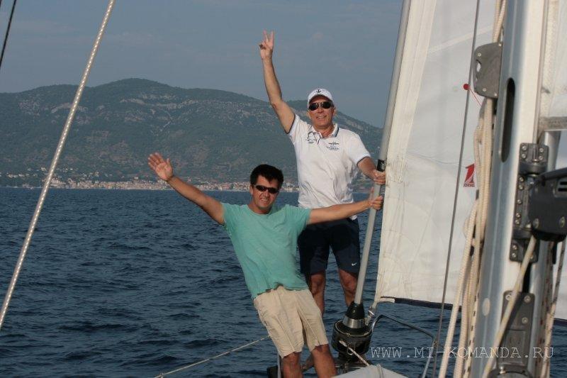яхтинг в Хорватии с восторгом (14)