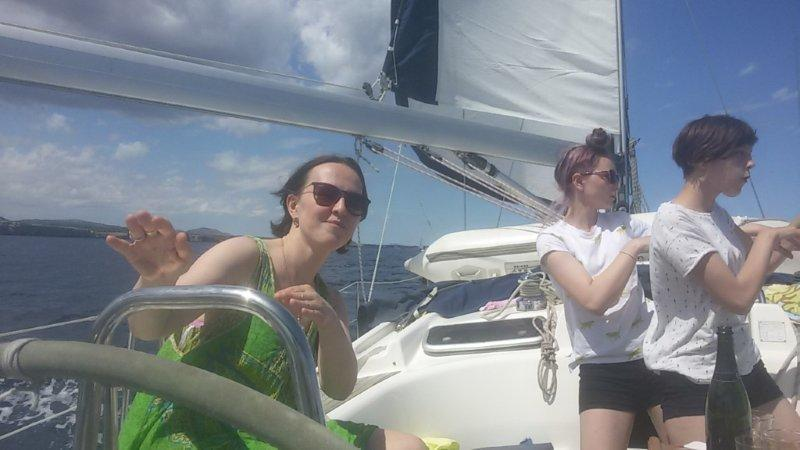 на яхте с удовольствием (1)