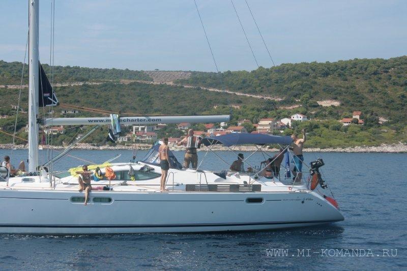 яхтинг в Хорватии с восторгом (6)