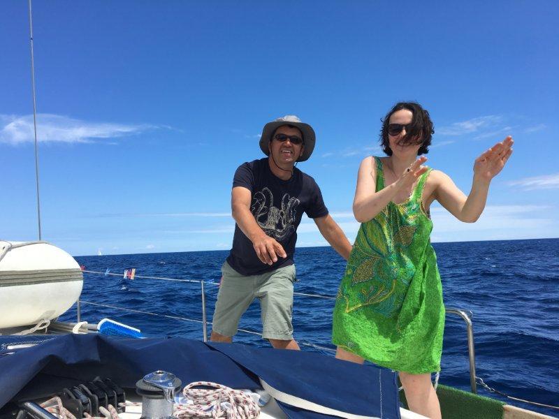 на яхте с удовольствием (3)