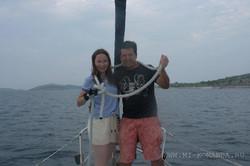дурачество на яхте (2)