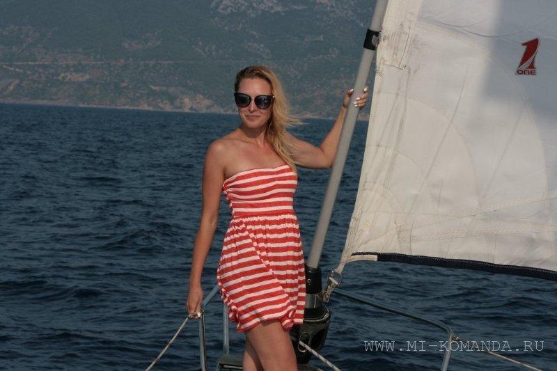 Хорватия регата на парусной яхте (8)