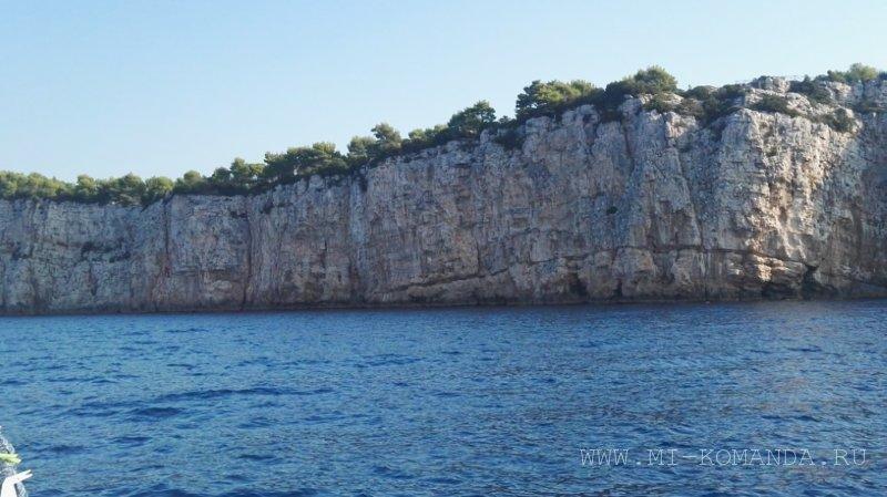 хорватия остановки по яхтенному маршруту (7)