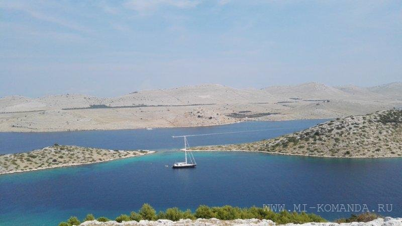 хорватия остановки по яхтенному маршруту (2)
