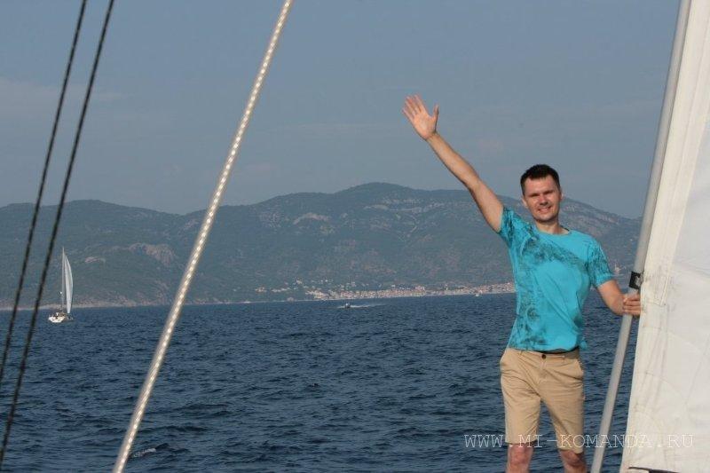 Хорватия регата на парусной яхте (7)