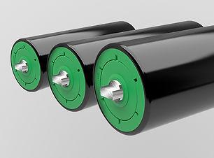 Конвеєрні ролики HDPE