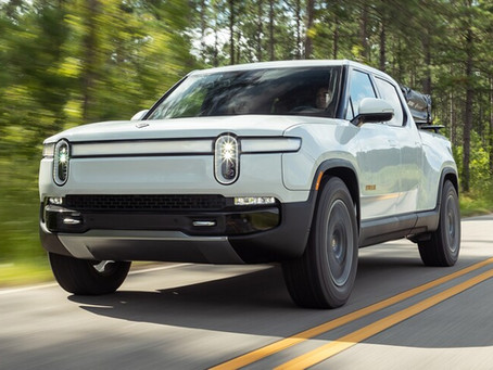 RIVIAN debuts a Game changing Electric SUV