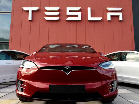 TESLA launches Mega Battery Factory