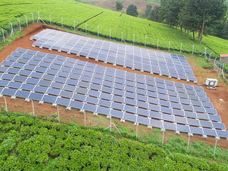 Solar Energy Program Launched in Africa