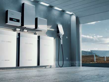 Choose the Best Solar Battery for your Home