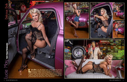 Pinup Photography by Vegas Pinup