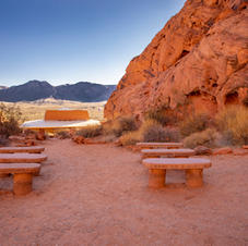 Valley Of Fire Visitor's Center