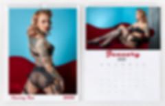Vegas Pinup Shoots wall_calendar.jpg